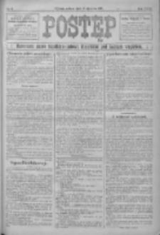 Postęp: narodowe pismo katolicko-ludowe niezależne pod każdym względem 1916.01.15 R.27 Nr11