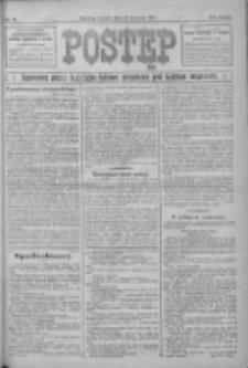 Postęp: narodowe pismo katolicko-ludowe niezależne pod każdym względem 1916.01.18 R.27 Nr13