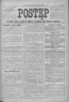 Postęp: narodowe pismo katolicko-ludowe niezależne pod każdym względem 1916.01.19 R.27 Nr14