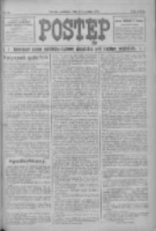 Postęp: narodowe pismo katolicko-ludowe niezależne pod każdym względem 1916.01.23 R.27 Nr18
