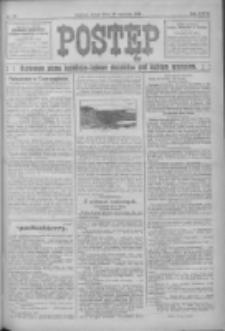 Postęp: narodowe pismo katolicko-ludowe niezależne pod każdym względem 1916.01.26 R.27 Nr20