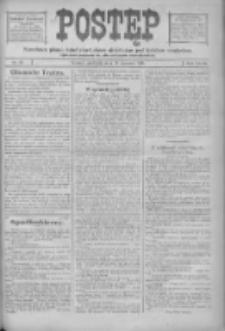 Postęp: narodowe pismo katolicko-ludowe niezależne pod każdym względem 1916.01.30 R.27 Nr24