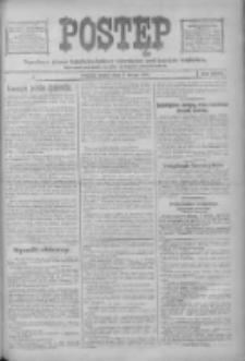 Postęp: narodowe pismo katolicko-ludowe niezależne pod każdym względem 1916.02.04 R.27 Nr27