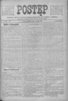 Postęp: narodowe pismo katolicko-ludowe niezależne pod każdym względem 1916.02.06 R.27 Nr29