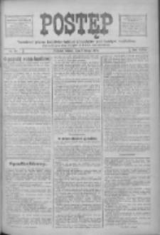 Postęp: narodowe pismo katolicko-ludowe niezależne pod każdym względem 1916.02.08 R.27 Nr30