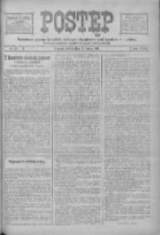 Postęp: narodowe pismo katolicko-ludowe niezależne pod każdym względem 1916.02.12 R.27 Nr34