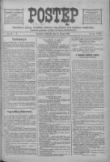 Postęp: narodowe pismo katolicko-ludowe niezależne pod każdym względem 1916.02.13 R.27 Nr35