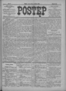 Postęp 1902.04.13 R.13 Nr85