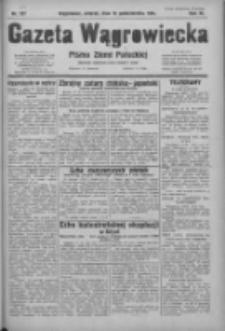Gazeta Wągrowiecka: pismo ziemi pałuckiej 1931.10.13 R.11 Nr236