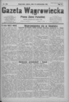 Gazeta Wągrowiecka: pismo ziemi pałuckiej 1931.10.16 R.11 Nr239