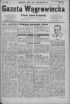 Gazeta Wągrowiecka: pismo ziemi pałuckiej 1931.10.21 R.11 Nr243