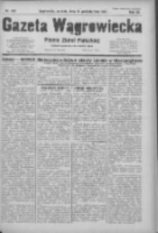 Gazeta Wągrowiecka: pismo ziemi pałuckiej 1931.10.27 R.11 Nr248
