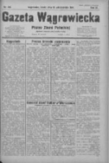 Gazeta Wągrowiecka: pismo ziemi pałuckiej 1931.10.28 R.11 Nr249