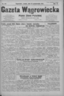 Gazeta Wągrowiecka: pismo ziemi pałuckiej 1931.10.30 R.11 Nr251