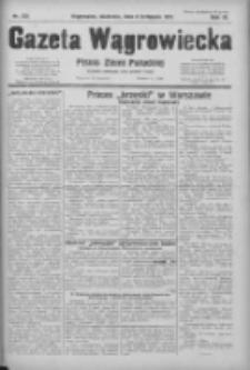 Gazeta Wągrowiecka: pismo ziemi pałuckiej 1931.11.08 R.11 Nr259