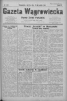 Gazeta Wągrowiecka: pismo ziemi pałuckiej 1931.11.14 R.11 Nr264