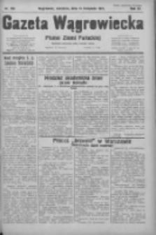 Gazeta Wągrowiecka: pismo ziemi pałuckiej 1931.11.15 R.11 Nr265