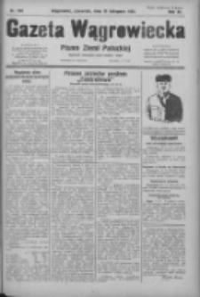 Gazeta Wągrowiecka: pismo ziemi pałuckiej 1931.11.19 R.11 Nr268