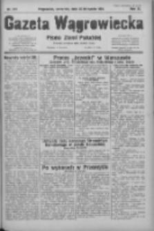 Gazeta Wągrowiecka: pismo ziemi pałuckiej 1931.11.26 R.11 Nr274