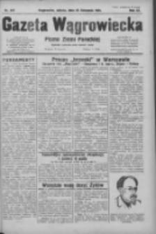 Gazeta Wągrowiecka: pismo ziemi pałuckiej 1931.11.28 R.11 Nr276