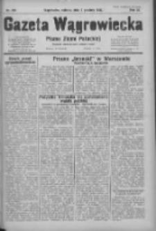 Gazeta Wągrowiecka: pismo ziemi pałuckiej 1931.12.05 R.11 Nr282