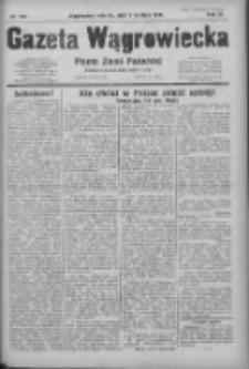 Gazeta Wągrowiecka: pismo ziemi pałuckiej 1931.12.08 R.11 Nr284