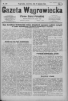 Gazeta Wągrowiecka: pismo ziemi pałuckiej 1931.12.10 R.11 Nr285