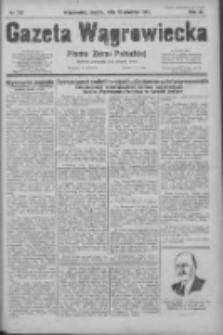 Gazeta Wągrowiecka: pismo ziemi pałuckiej 1931.12.18 R.11 Nr292