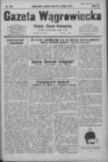 Gazeta Wągrowiecka: pismo ziemi pałuckiej 1931.12.23 R.11 Nr296