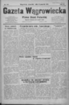 Gazeta Wągrowiecka: pismo ziemi pałuckiej 1931.12.31 R.11 Nr301