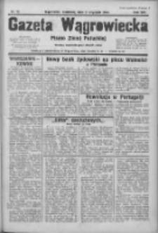 Gazeta Wągrowiecka: pismo ziemi pałuckiej 1934.01.21 R.14 Nr16