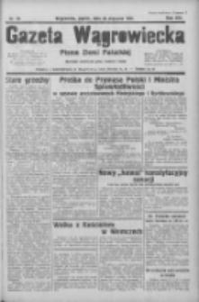 Gazeta Wągrowiecka: pismo ziemi pałuckiej 1934.01.26 R.14 Nr20