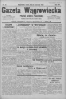 Gazeta Wągrowiecka: pismo ziemi pałuckiej 1934.01.31 R.14 Nr24