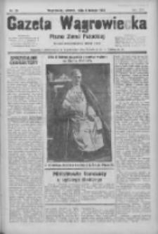 Gazeta Wągrowiecka: pismo ziemi pałuckiej 1934.02.06 R.14 Nr28