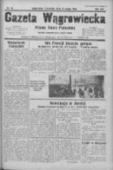 Gazeta Wągrowiecka: pismo ziemi pałuckiej 1934.02.15 R.14 Nr36