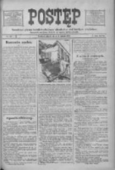 Postęp: narodowe pismo katolicko-ludowe niezależne pod każdym względem 1916.02.18 R.27 Nr39