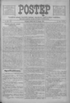 Postęp: narodowe pismo katolicko-ludowe niezależne pod każdym względem 1916.02.23 R.27 Nr43