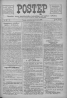 Postęp: narodowe pismo katolicko-ludowe niezależne pod każdym względem 1916.03.05 R.27 Nr53