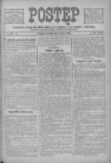 Postęp: narodowe pismo katolicko-ludowe niezależne pod każdym względem 1916.03.09 R.27 Nr56