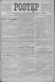 Postęp: narodowe pismo katolicko-ludowe niezależne pod każdym względem 1916.03.15 R.27 Nr61