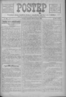 Postęp: narodowe pismo katolicko-ludowe niezależne pod każdym względem 1916.03.16 R.27 Nr62