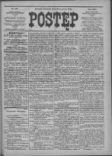 Postęp 1902.06.22 R.13 Nr142