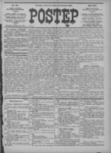 Postęp 1902.08.28 R.13 Nr198