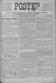 Postęp: narodowe pismo katolicko-ludowe niezależne pod każdym względem 1916.03.28 R.27 Nr72