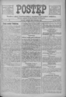 Postęp: narodowe pismo katolicko-ludowe niezależne pod każdym względem 1916.04.02 R.27 Nr77