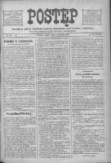 Postęp: narodowe pismo katolicko-ludowe niezależne pod każdym względem 1916.04.07 R.27 Nr81