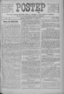 Postęp: narodowe pismo katolicko-ludowe niezależne pod każdym względem 1916.04.09 R.27 Nr83