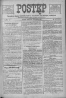 Postęp: narodowe pismo katolicko-ludowe niezależne pod każdym względem 1916.04.12 R.27 Nr85