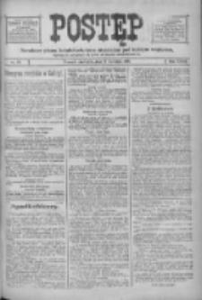 Postęp: narodowe pismo katolicko-ludowe niezależne pod każdym względem 1916.04.16 R.27 Nr89