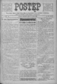 Postęp: narodowe pismo katolicko-ludowe niezależne pod każdym względem 1916.04.23 R.27 Nr94